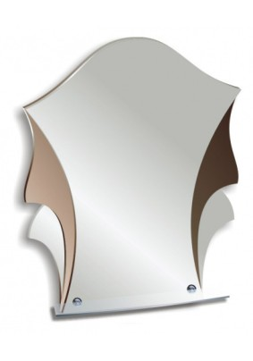 "Зеркало ""Лувр""/525х610/"