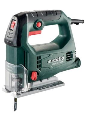 Лобзик эл. Metabo STEB 65 Quick/450вт,600-3100 об/мин.