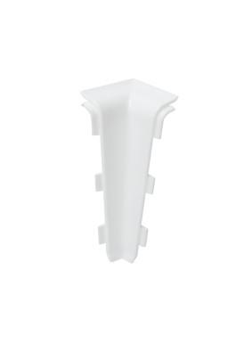 Уголок для плинтуса ПВХ внутренний Salag Lima/SG7 SG7C00 Белый