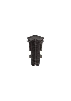 Уголок для плинтуса ПВХ внутренний Salag Lima/ SG7C86 Дуб паленый