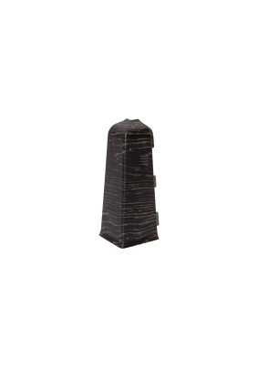 Уголок для плинтуса ПВХ наружный Salag Lima/ LITZ86 Дуб паленый