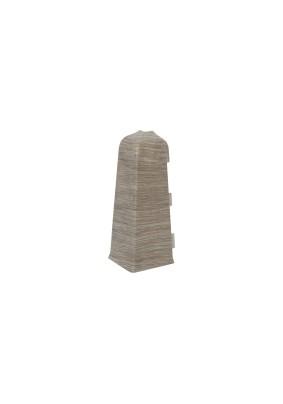 Уголок для плинтуса ПВХ наружный Salag Lima/ LITZ96 Дуб Кембридж