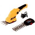 Ножницы-кусторез аккумуляторные Denzel G411 с акк. 3,6В Li-Ion 1,5 Ач