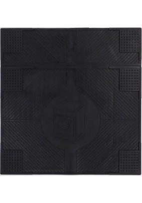 Коврик напольный антивибрационный под стиральную машину 62х65х7 мм /