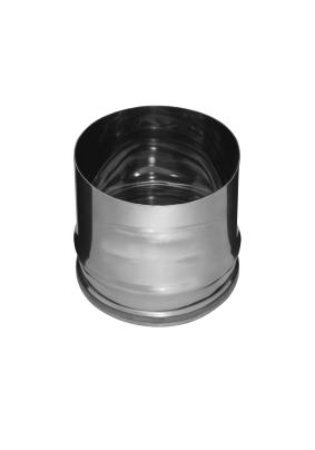 Заглушка д/ревизии внутренняя (0,5 мм) ф 120