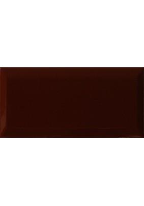 Marron Brillo Bisel Плитка настенная 10x20 /уп=1м/