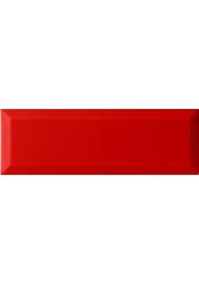 Rojo Brillo Bisel Плитка настенная 10x30 /уп=1,02м/