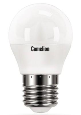 Лампа светодиод.7.0Вт Camelion Led/4500K/Е27/G45*