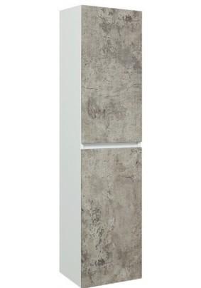 """Пенал """"Манхэттен 35""""/подвесной/универсальный/серый бетон"""