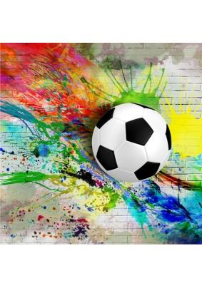 Декоративное панно Fresco Футбол 110093-2/ 2,0м х 2,0м