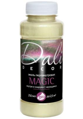 Эмаль Dali-Decor Magic жемчуг/0.25 кг/