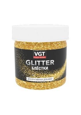 Добавка декоративная ЗОЛОТО для лессирующих составов VGT PAT GLITTER