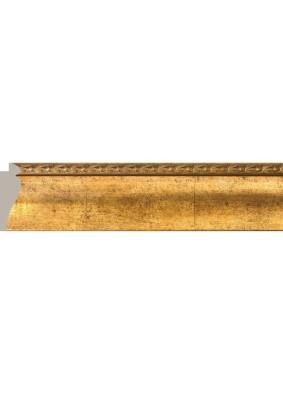 Багет рамный Cosca 75х22х2900/978-565/Золото