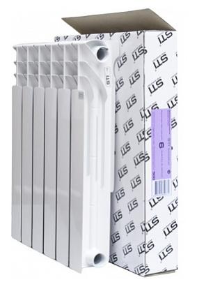Радиатор биметаллический STI 500/100  ( 6 секц.)