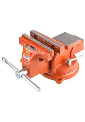 Тиски слесарные поворотные 125мм  STARTUL MASTER/ST9450-125/