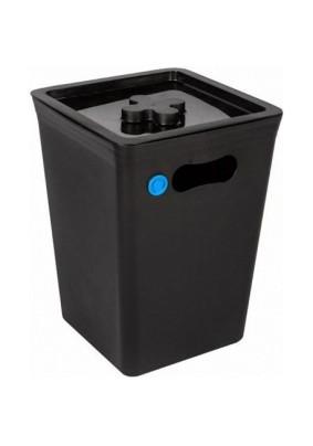 Контейнер для мусора Stockholm графит PT6571 15л