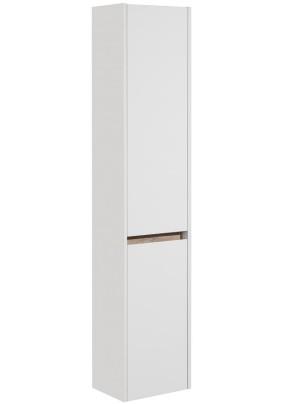 "Шкаф-колонна ""Нортон"" правый, белый"
