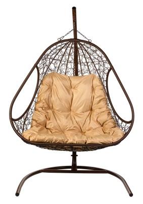 """Подвесное кресло двойное """"Primavera"""" Максимальная нагрузка: 150кг"""