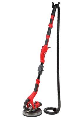 Шлифмашина для стен и потолков WORTEX DG 2260 со штангой/600 Вт, 600-1500 об/мин, 225 мм, регул. об