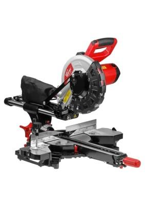 Пила торцовочная WORTEX MS 2520-1 LMO/2000 Вт, 255х30.0 мм, глуб. до 90 мм, шир. до 340 мм, лазер
