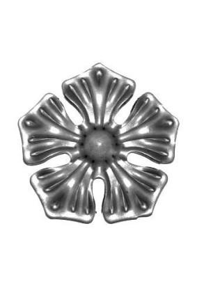 Элемент штамп. Цветок Ø85мм/ 600J.01