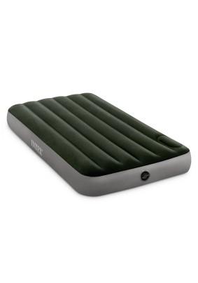 Матрас надувной Intex Downy Bed 99х191х25см 64761