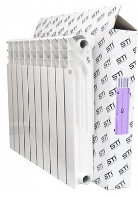 Радиатор биметаллический STI 500/100  (10 секц.)