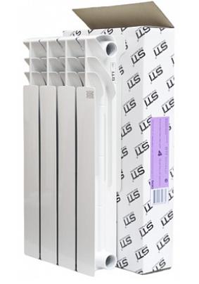 Радиатор биметаллический STI 500/100  ( 4 секц.)