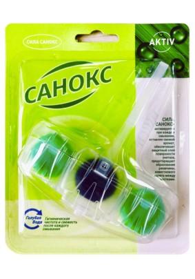 Освежитель для унитаза Санокс Color Fresh классический 40г