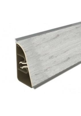 Плинтус для столешниц AP740 1260/Травертин серый/3,0 м/1240