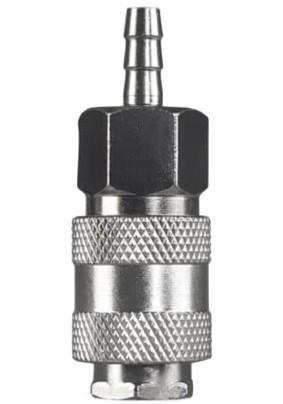 Разъемное соединение рапид мама - елочка 9мм FoxWeld 5982