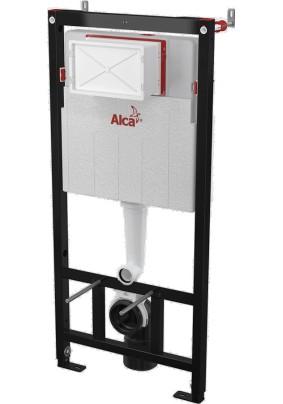 Инсталляция для сухой установки (для гипсокартона) Sadromodul /АМ101/1120-0001/без кнопки/ ALCAPLAST