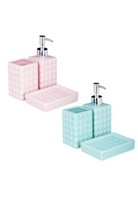 Набор для ванной Грани будущего 3 предмета 463-007