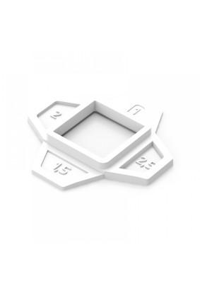 Крестик универсальный Краб PLM Multi Cross /1;1.5; 2; 2,5 мм/уп=50шт/кор=50уп/