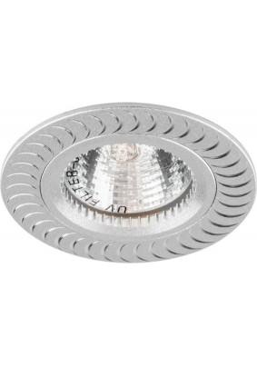 Светильник  точечный  MR16 G5.3 серебро, GS-M392 Feron