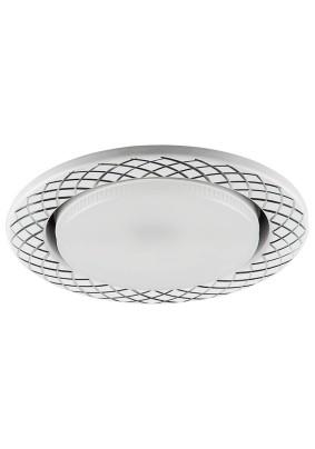 Светильник точечный DL388 29715 15W 230V GX53, белый Feron