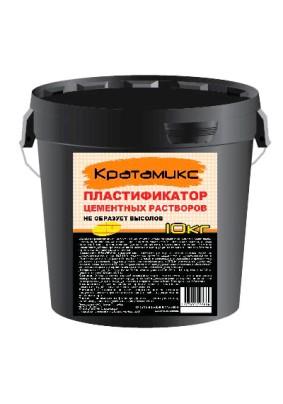 Добавка пластифицирующая Кратамикс/10кг/