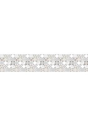 Панель ABS /3.0х0.6х0.0015м/Фартук Плитка узоры