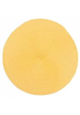 """Салфетка сервировочная """"Лимон"""" 37см/9903080"""