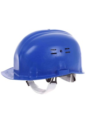 Каска защитная синяя Исток