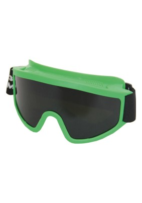 Очки защитные СОМЗ ЗП2 PANORAMA зеленые PC StrongGlass (светофильтр - 3)