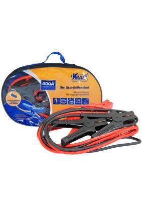 Пусковые провода Kraft KT880002 медь 2,5м 400А
