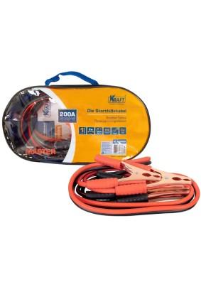 Пусковые провода Kraft KT880005 медь 2м 200A
