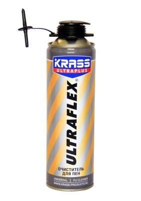Очиститель монтажной пены KRASS ULTRAFLEX/500 мл/