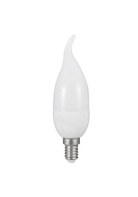 Лампа светодиод.6Вт Feron.PRO свеча на ветру  С37Т Е14 4000К 490Лм OSRAM LED