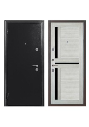 Дверь мет. 578 С 110 Ясень айс 2050х870/Левая