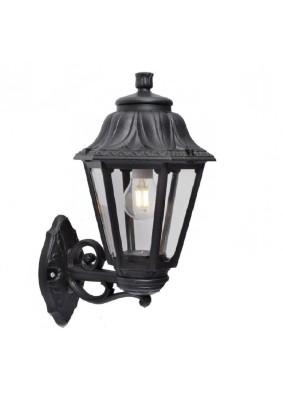Светильник садово-парковый 11626 E22.131.000.AXE27 230V E27 черный серии ANNA Feron