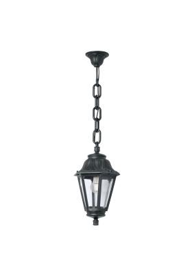 Светильник садово-парковый 11628 E22.120.000.AXE27 черный серии ANNA Feron