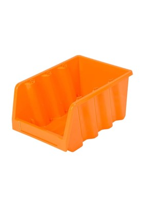 Ящик для метизов 390х240х180мм (оранж.)