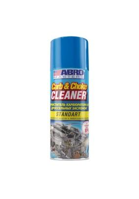 Очиститель карбюратора и дроссельных заслонок ABRO CC-100 283г